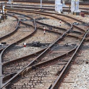 ココロは電車。コトバは分岐ポイント。