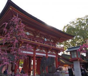 早春の福岡① 太宰府天満宮 & 九州国立博物館