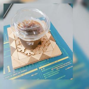 セブンイレブンの極みコーヒー♪