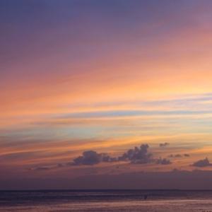 石垣島・秋の空
