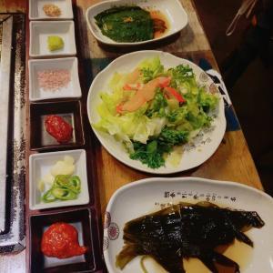 [明洞]韓国人に教えてもらった焼肉屋に行ったらめっちゃ美味しかった〜!の巻。