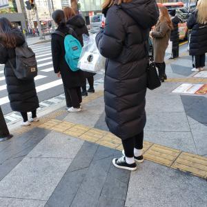 真冬の韓国で分かっていてもびっくりすること