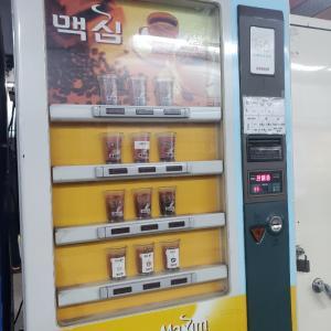 韓国で小銭が溜まった時の使い道&苺ティラミス