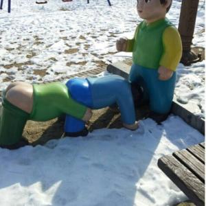 韓国で笑いながら撮った写真とか 韓国ならではの写真