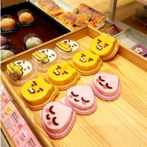 秋夕なので韓国のお餅が食べたい…