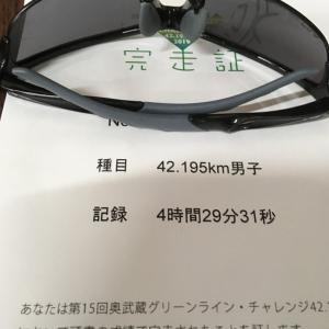 【速報】第15回奥武蔵グリーンラインチャレンジフル