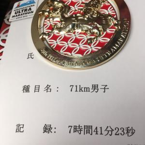 【速報】第8回飛騨高山ウルトラマラソン