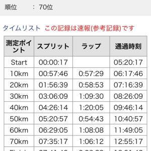 第8回飛騨高山ウルトラマラソンを走って