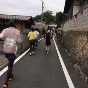 第8回飛騨高山ウルトラマラソン レポ2