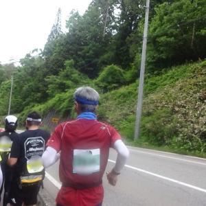 第8回飛騨高山ウルトラマラソン レポ3
