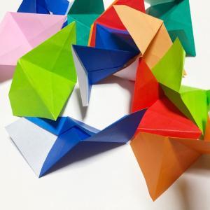 折り紙マカバ