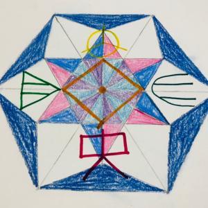 ホツマ文字とベクトル平衡体