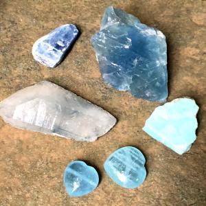 のどのチャクラの石