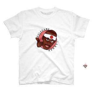 ぶらっくさむらいTシャツがSUZURIにて販売開始!!