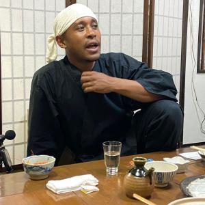 【Youtube】初めての食レポ!?