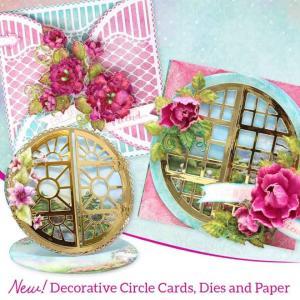 Decorative Circle Window♪