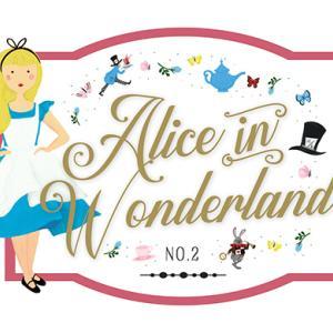 Alice In Wonderland No.2