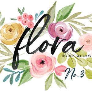 Flora No. 3コレクション♪