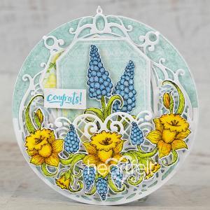 Heartfelt Creations Delightful Daffodil コレクション♪