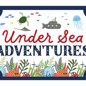 Echo Park Under Sea Adventuresコレクション♪