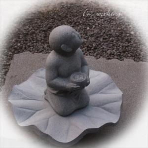 神仏を刻んできたことによって生まれる何か 【 石像彫刻 】