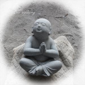 仏像彫刻は修行そのもの 【 童子像 】