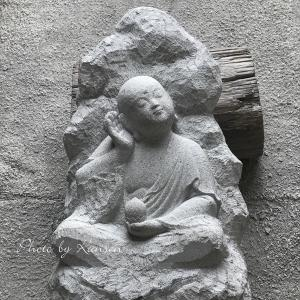 六地蔵尊の石像制作 Ⅶ