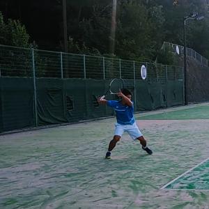 ◆最後の近畿高校テニス大会