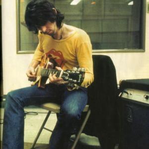 Keith Richards & James Cotton
