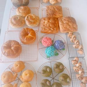 パン爆焼き〰