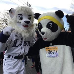 第 30回 所沢シティマラソン大会のもよう… 《 おまけ 》