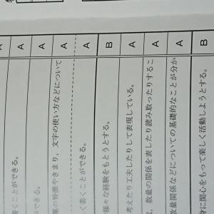 意欲・関心・態度 またか~(泣)
