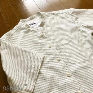 【ハウエル日和】秋口にも使えるシャツ。