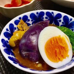 【おうちゴハン】人生初のスープカレー。