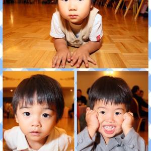 6周年記念パーティー☆癒しの2歳児達♡
