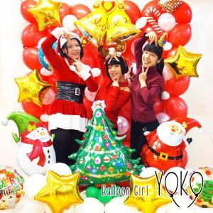 クリスマスバルーンフォトブース☆