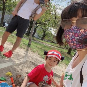 久しぶりの公園☆