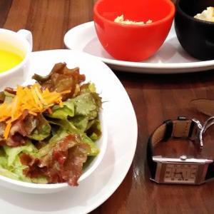 ルクアのスペイン料理&バル【ローザ・ローハ】でランチ♪