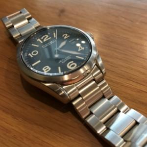 時間とともに存在感が増してくる、腕時計はありますか?