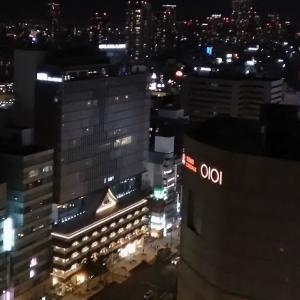 スイスホテル南海大阪⇒シェラトン都ホテル大阪……って、何で???