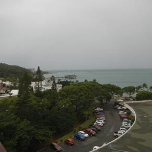 2019年GWは天国に一番近い島へ・・6日目雨模様のアンスバタビーチ♪