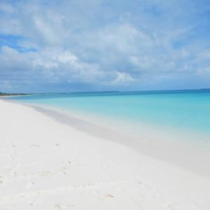 2019年GWは天国に一番近い島へ・・そこは・・美しいビーチ。