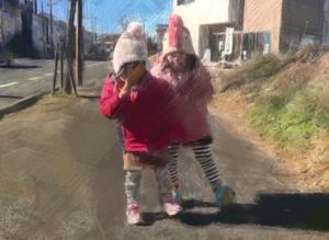 ゆすい姉妹(優&翠)の2019年1月2月の様子