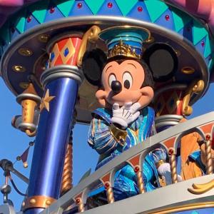 ディズニーへ〜1日目♪♪