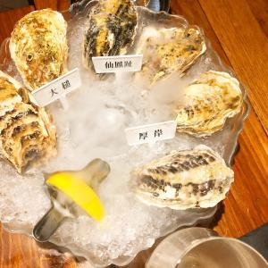 牡蠣師が厳選した、産地の海水を残して採れたての味を楽しめる☆新宿牡蠣スター