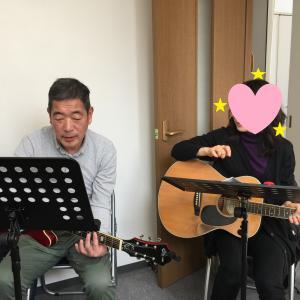小ネタ、ハッタリギター講座を開催いたしました!!