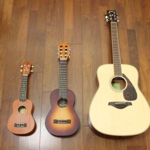 暑い夏 ギター・ウクレレの保管も考えてあげましょう。