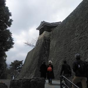 松山城、しまなみ海道。