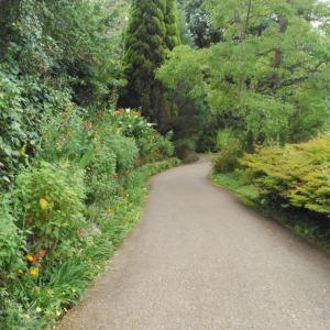 四国一周旅 3日目 モネの庭。