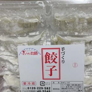 丸岡の餃子 (^^)
